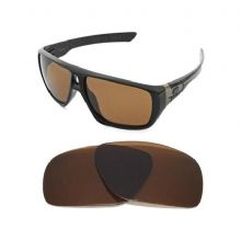 NEW POLARIZED BRONZE REPLACEMENT LENS FOR OAKLEY DISPATCH SUNGLASSES
